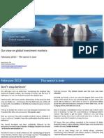 IceCap Asset Management Limited Global Markets 2013.2