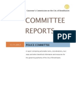 Brookhaven Committee Report Police FINAL1