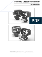 Watersoftener-5600 Service Manual 40106
