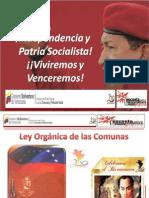 2.- Ley Orgánica de las Comunas