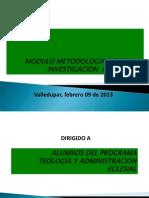 Presentacion Curso de Metodologia[1]