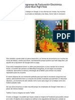 Market Report   Programas de Facturación Electrónica Believed A-Must In Today's Market.20130228.175310