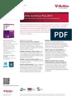 MAV DataSheet 2013