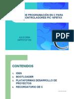 Curso de Programacion en C Para MicroControladores PIC 16F87XX