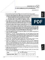 Ece Question Paper Set a-GATE 2013