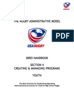 USA Rugby Youth and High School Manual