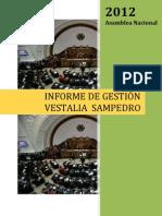 INFORME DE GESTIÓN 2012 DIP. VESTALIA SAMPEDRO.pdf