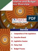 Oklahoma Legislative Overview 2009