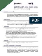 CU00600B Ficha Curso Aprender Programar Java Desde Cero