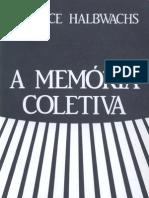 A memória coletiva