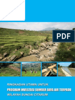 Booklet Citarum ICWRMIP MFF Summary Ind March 2010