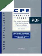 CPE Practice Test