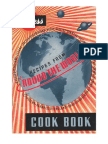 McNess Recipes From Around The World Cook Book