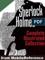 Sherlock Holmes. Illustrated - Doyle_ Arthur Conan Sir