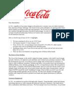 Shareholder Letter