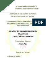 Informe Juan Pipa