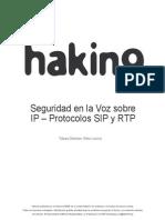 Hakin9 Seguridad VoIP Protocolos SIP y RTP