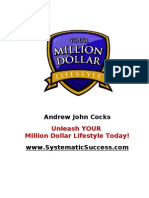 Your Million Dollar Lifestyle