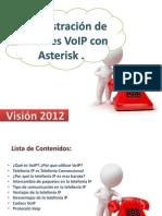 Administracion de Entrales VolP