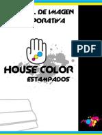 Manual Corporativo HOUSE COLOR