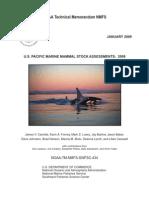92019191 Carretta Et S Pacific Marine Mammal Stock Assessment