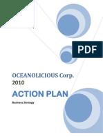Action Plan Oceanolicious Corp