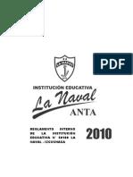 Reglamento Interno La Naval 2010