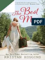 The Best Man by Kristan Higgins - Chapter Sampler