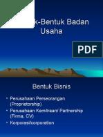 Slide Materi Pengantar Bisnis