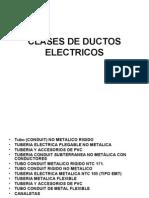 7849531 Clases de Ductos
