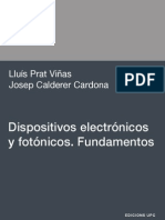 Dispositivos Electronicos y Fotonicos
