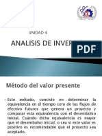 Analisis de Inversion