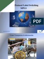 MPLS-CNT