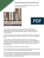 Determining an Very Best Programas de Inventarios Package Deal.20130228.223209