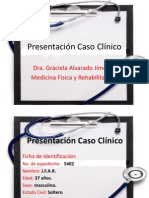 Presentación Caso Clínico 051212
