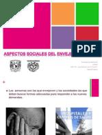 Aspectos Sociales Del Envejecimiento
