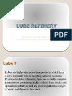 Lube Refinery