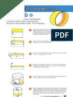 Instrucciones Tubo