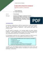 Sx Mieloproliferativo PDF