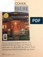 Denver Life Cover Feature