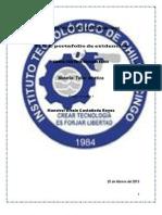 Instituto tecnológico de Chilpancingo