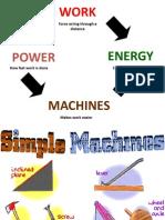 Simple Machines Slide Presentation