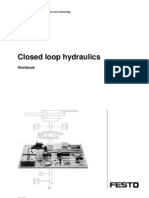 Festo Closed Loop Hydraulics