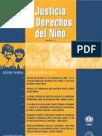 Modelo de protección integral de los derechos del niño