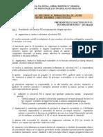 Model Dosar PSI