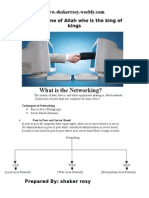 networking note