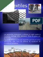 Fabricacion de Geotextiles
