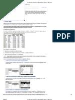 25 informes sencillos de tabla dinámica - Excel - Office