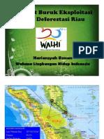 Walhi_himap.bio Fkip Uir Seminar Hasil Lingkungan Hidup