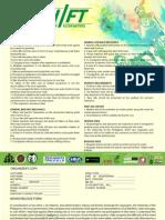 Shift Downloadable Registration Form